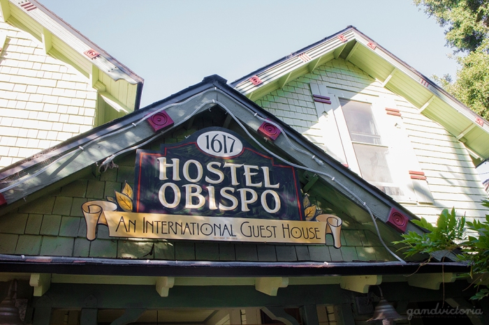 Hi Hostel Obispo in San Luis Obispo, California. | qandvictoria.wordpress.com