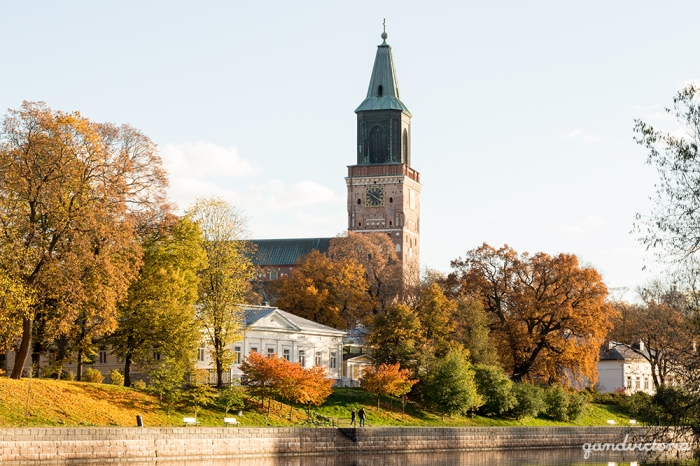 Autumn in Turku, Finland. | qandvictoria.wordpress.com